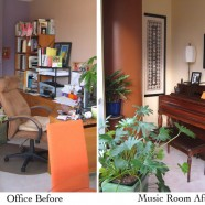 Remix: Office & Music Room